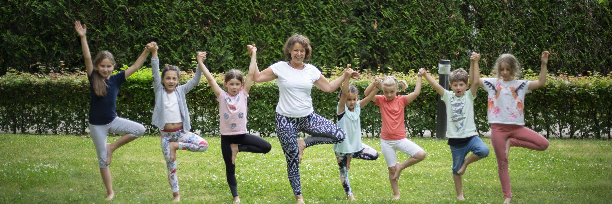 Yoga für Kinder und Jugendliche in Speyer